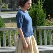Park Bench Pullover Photo