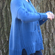 Morning Blend Cardigan - side view