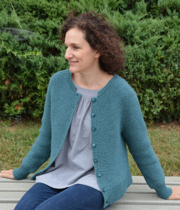 Olive Street Cardigan Beautiful Knitting Pattern Interesting To Knit